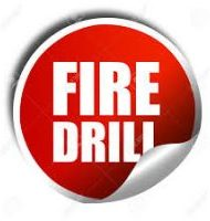 fire drill fire safety