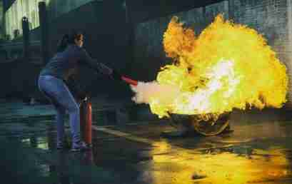 Fire Marshal Course London